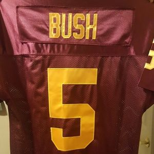 reggie bush rose bowl jersey
